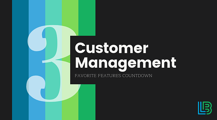 3. Customer Management